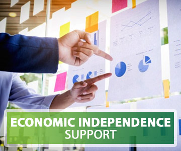 Economic Independence Support