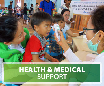 Health & Medical Support